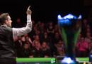 UK Championship 2018 — первый турнир тройной короны в сезоне.