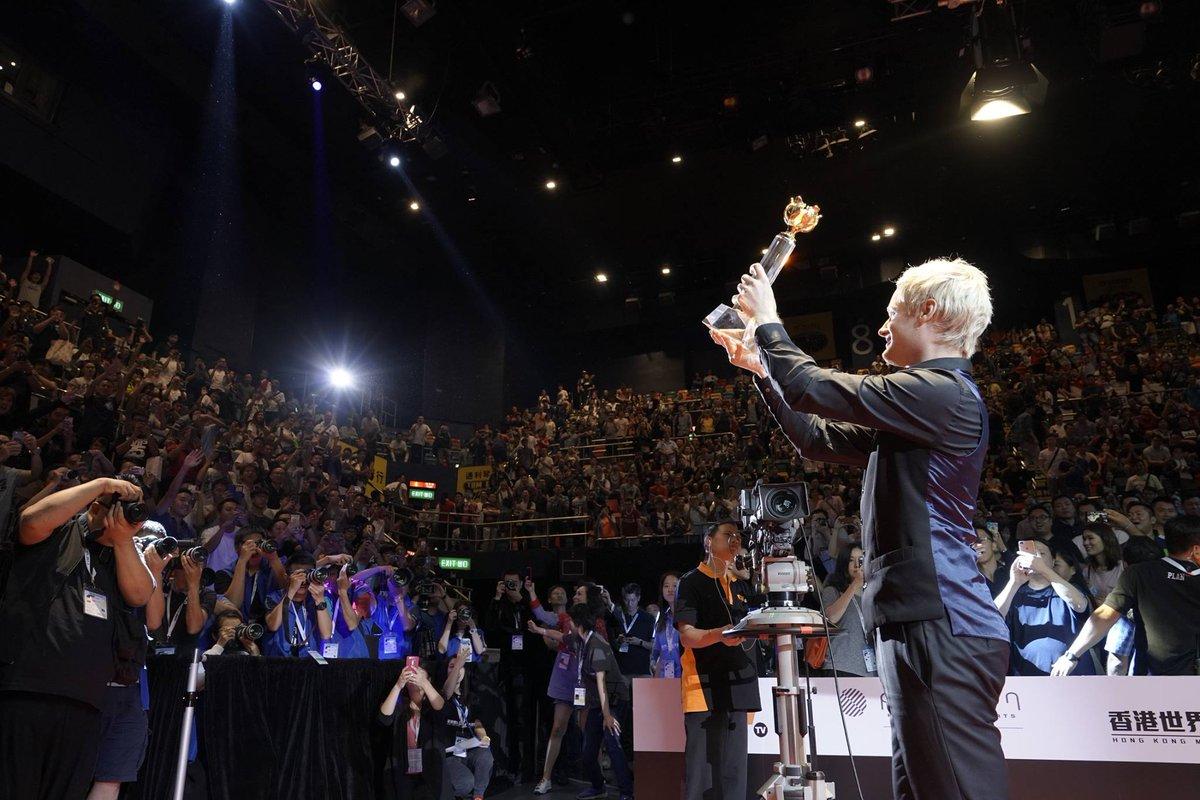 Нил Робертсон — чемпион чемпионов 2019!